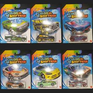 Hot Wheels Colour Shifters Genuine UK Seller color changing toy car