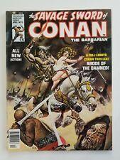 Savage Sword of Conan TPB Trade Paperback #11 1976