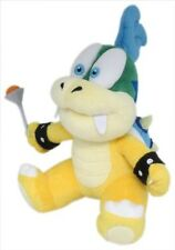 "New Super Mario Bros USA 7"" Larry Koopa Stuffed Plush Doll Toy From Little Buddy"