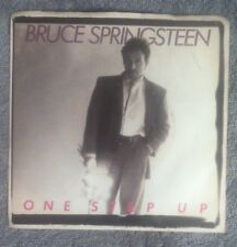 Bruce Springsteen One Step Up / Roulette 45 rpm