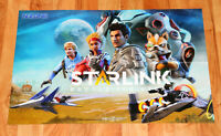 Starlink Battle for Atlas Video game Rare Poster PS4 Xbox One Nintendo Switch