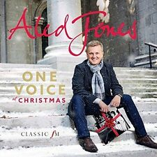 Aled Jones One Voice at Christmas 13 Track CD Album From 2016