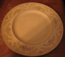 """Royal Doulton DIANA 10 3/4"""" Dinner Plate H5079 MINT Condition Romance Collection"""