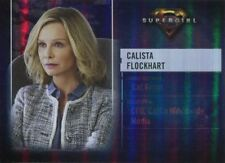 Supergirl Season 1 Rainbow Foil Character Chase Card CB6 C Flockhart as Cat