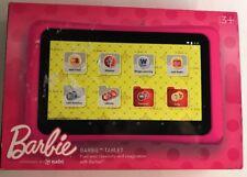 Barbie Tablet. Powered By Nabi