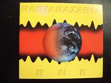 RASTABAZASTA  -   ONE  , CD  von 1999  , ELECTRONIC