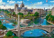 Puzzle Castorland 500 Teile - Paris - Notre Dame (59682)