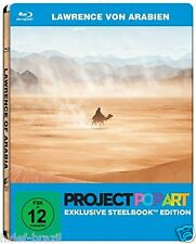 BLU-RAY Lawrence from Arabien [ SteelBook Media Markt Project Pop Art ]