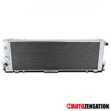 For 1984-1990 Jeep Cherokee Wagoneer Comanche 2.8L 4.0L 3 Row Cooling Radiator