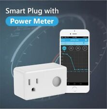 Us Smart Plug Socket Switch Amazing Power counting Wifi Energy Monitoring Meter