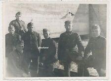 Foto Soldaten mit EK1  2.WK (W932)