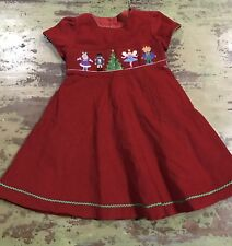 2b512dfdf Anavini Hand Smocked Smocking Dress Christmas Holiday Nutcracker Theme 2