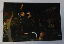 Shane McMahon v Test WWF WWE 2000 Comic Images No Mercy Card #66 Wrestlemania 32