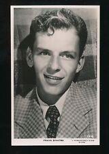 Frank Sinatra Single Collectable Actor Postcards