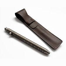 EDC Titanium Tactical Pen Outdoor Camping Survival Emergency Tool Glass Breaker