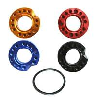 New Alloy 26mm Carb Adjuster Carburetor Spinner Plate Adaptor For Pit Dirt Bike