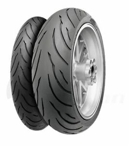 Continental Conti Motion Motorcycle Tire Set FRONT 120/70-17 REAR 200/50-17