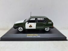 Altaya Citroën Visa Guardia Civil (1982). 1:43