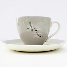 Vintage Royal Doulton Frost tè di Pino Tazza Piattino