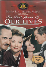 The Best Years of Our Lives ~ Dvd ~ Myrna Loy ~ Fredric March ~ Dana Andrews
