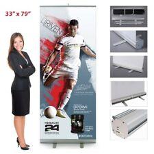 "Herbalife Cristiano Ronaldo Retractable Banner 33""x79"""