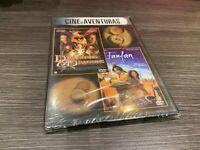 Dungeons & Dragons/Fanfan La Tulipe DVD Slimcase Sealed New 2 Film