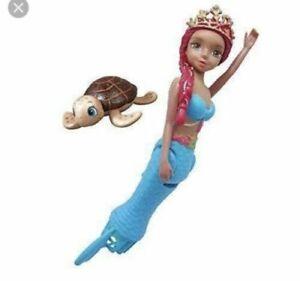 Nixies Color Changing Mermaid with Pet - Akela Blue