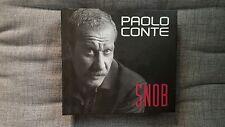 CONTE PAOLO  - SNOB. CD DIGIPACK EDITION