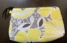 New-Thirty one 31 Zipped Pouch Clutch Wallet Travel Bag Coin Purse Makeup Case