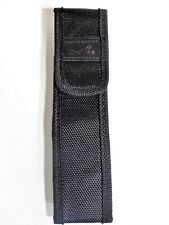 Ultrafire Black Nylon Belt Holster Flashlight Case