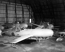 WW2  Photo WWII Captured Japanese MXY-7 Ohka Kamikaze Plane World War Two / 5289