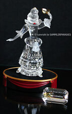 Columbine SWAROVSKI Silver Crystal FIGURE MASQUERADE Jahresausgabe 2000