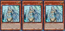 Maiden with Eyes of Blue 1st  mint X 3 YUGIOH LDK2-ENK06 Effect Tuner monster