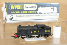 WRENN W2215 LMS BLACK 0-6-2 CLASS N2 TANK LOCOMOTIVE 2385 BOXED ni