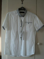 Short Sleeve Button Down Casual Shirts & Tops for Men NEXT