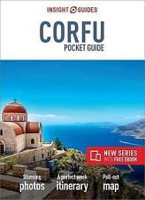 Insight Guides: Pocket Corfu (Insight Pocket Guides), Apa, New Book