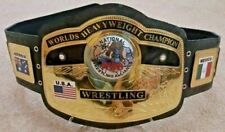 NWA Global World Heavy Weight Championship Belt Replica | ADULT SIZE