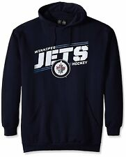 NHL Men's Jets Fleece Pullover Hoodie, 2XLT