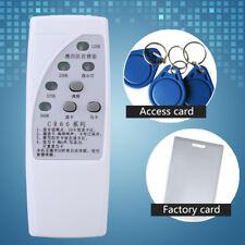 Handheld RFID ID Card Reader Writer Copier Duplicator 125K/250K/375K/500Khz zg