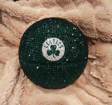 Nba Boston Celtics Swarovski Crystal Stoned Youth Basketball
