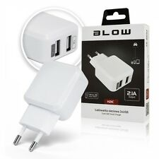 2 Port USB 2.1A Netzladegerät Stecker Hub Netzteil Adapter Handy Tablet PC @COFI