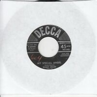 Bobby Helms My Special Angel b/w Standing At The End Of My World 45-rpm Record