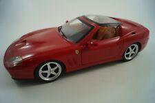HotWheels Modellauto 1:18 Ferrari Super America TMGM