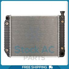 A/C Radiator for Chevrolet C1500, C2500, C3500, C3500HD, K1500, K2500, K3... QOA