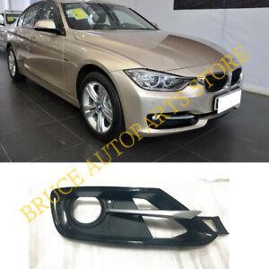 Chrome Bumper Fog Light Bezel Right Side For 12-15 BMW 3 Series F30 316 318 320