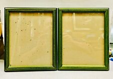 """Beautiful Photo Frames 8""""x10"""" Beacon Hill Marquetry Fetco Wood Inlay Handcrafted"""