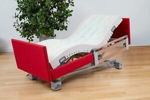Pflegebett-Matratze Sky-fit Burmeier, 90 x 200 cm, PU-Bezug