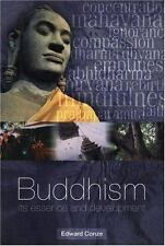 Buddhism : Its Essence and Development by Edward Conze (2004, Paperback) NEW