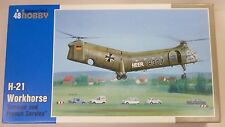 Special Hobby 1/48 H-21 Workhorse Helicopter German & French Service