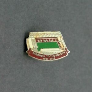 WEST HAM UNITED FOOTBALL CLUB BUTTERFLY PIN BADGE